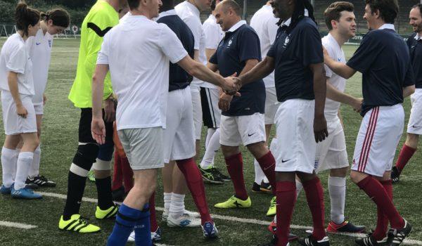 Equipe de France – Assemblée Nationale le 15 juin à Saint-Ouen
