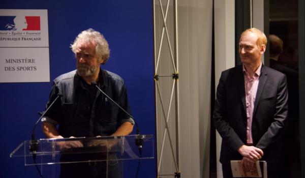 Le jury des Prix de l'AES