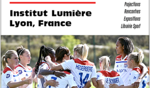 Festival « Sport, Littérature et Cinéma » à l'Institut Lumière