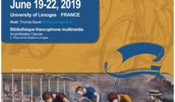 Le 36e congrès de la « Sport Literature Association »