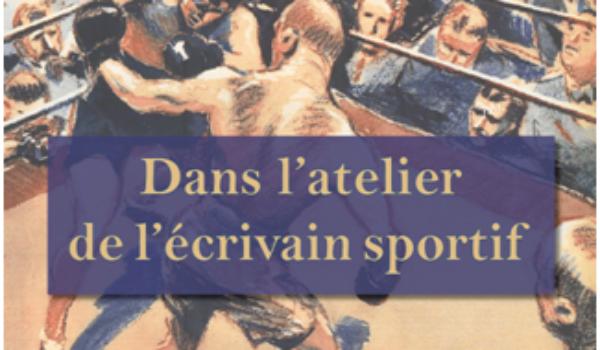Dans l'atelier de l'écrivain sportif à Limoges