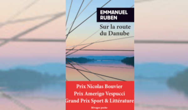 Clin d'oeil d'Emmanuel Ruben au Grand Prix